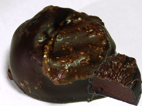 Photo of See's® Dark Chocolate Truffle