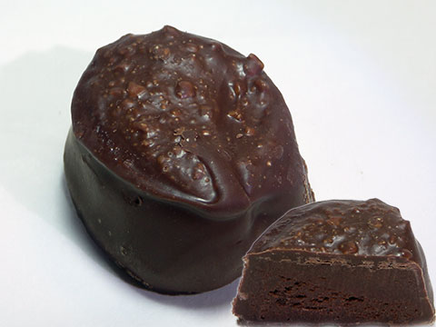 Photo of See's® Light Chocolate Truffle