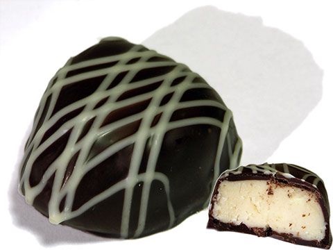 Photo of See's® Lemon Truffle